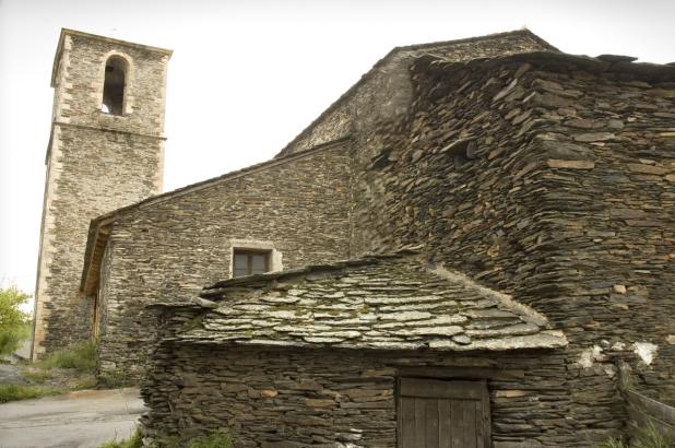 Campillo-de-Ranas, en los pueblos negros