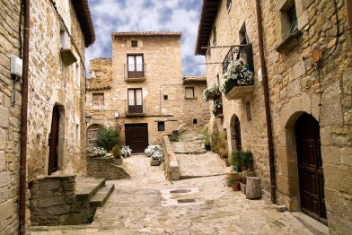 pueblos medievales de Zaragoza
