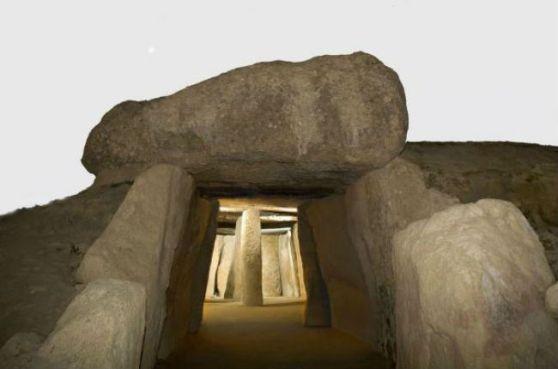 ruta de los dolmenes de Antequera