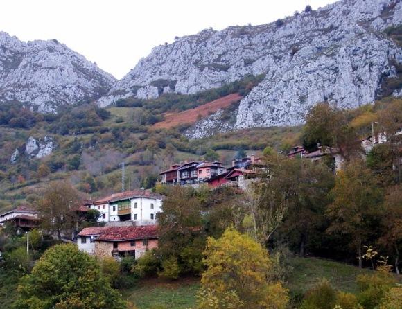 Casa rural caleao