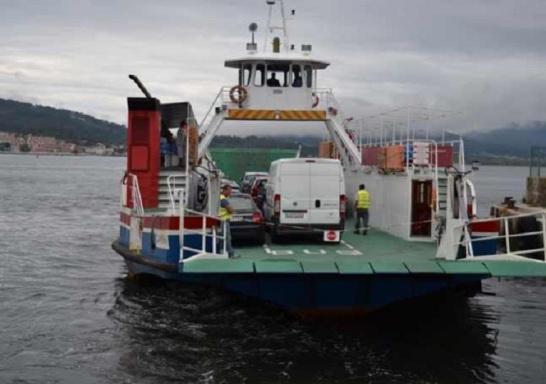 ferry a Guarda