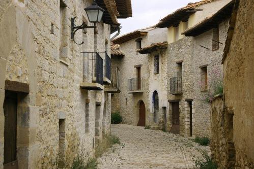 pueblos desconocidos de Teruel