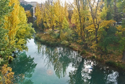 ruta de la hoz del río Júcar