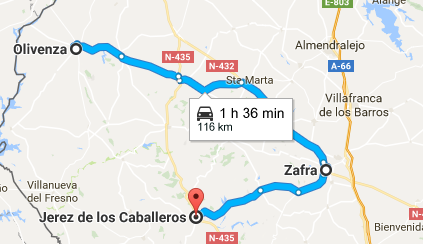 Pueblos de Badajoz