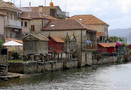 pueblo de Combarro