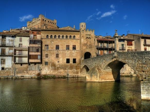 Valderrobres, pueblo más bonito de España