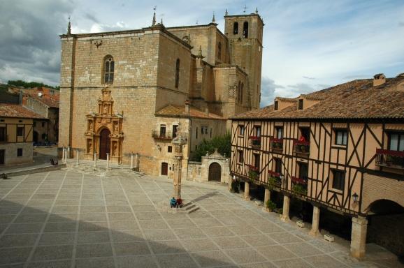 Plaza de Peñaranda de Duero